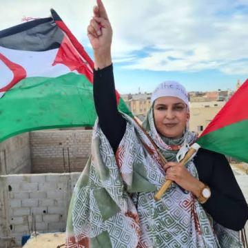 ZZ.OO: la familia Jaya continúa su resistencia a pesar de 222 días de arresto domiciliario y brutal bloqueo | Sahara Press Service