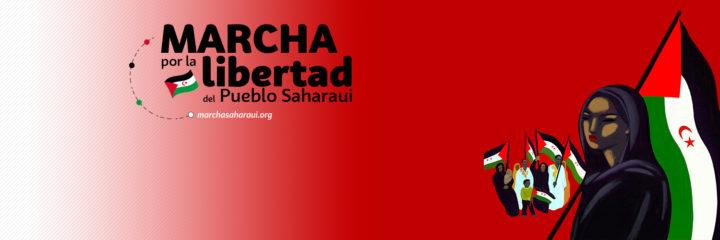 19 Junio – #MarchaSaharaui : La Marcha por la Libertad del Pueblo Saharaui llega a Madrid después de recorrer toda España – Pressenza