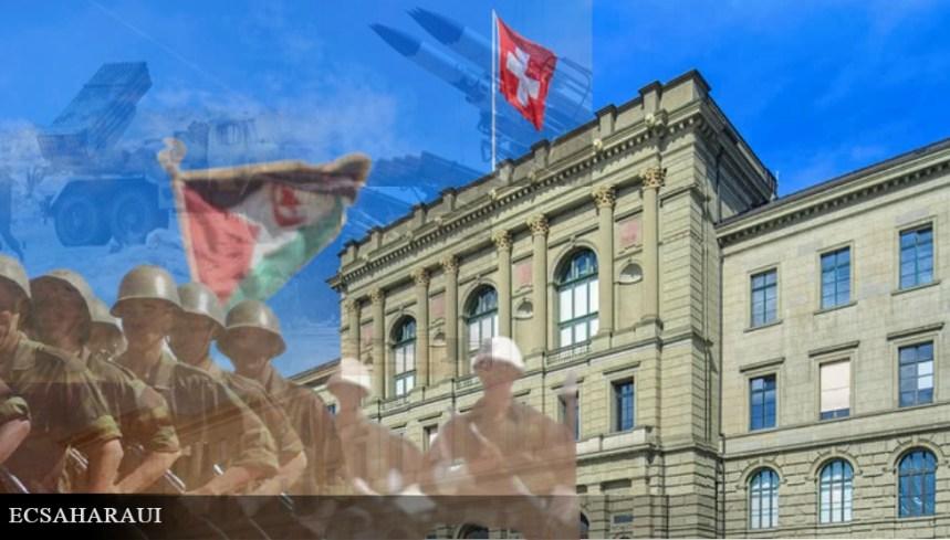 Suiza advierte a sus ciudadanos que no viajen al Sáhara Occidental por el estallido de la guerra y sus repercusiones para la seguridad de la región