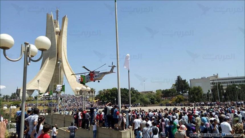 Argelia celebra hoy su Día de Fiesta Nacional, tras 59 años de Independencia