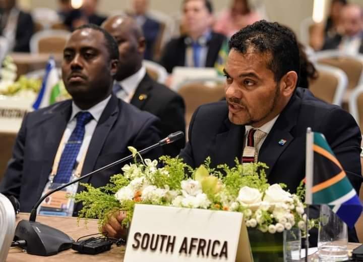 Sudáfrica elogia la firme posición de Alemania en su apoyo al derecho del pueblo saharaui a la autodeterminación