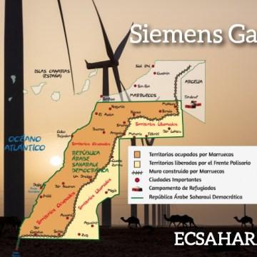 Siemens Gamesa suministrará aerogeneradores para un parque eólico de la familia Real marroquí en el Sáhara Occidental