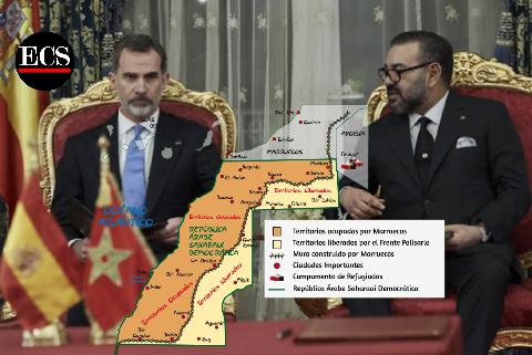 El Sáhara Occidental se ha convertido en un factor determinante en la relación entre España y Marruecos