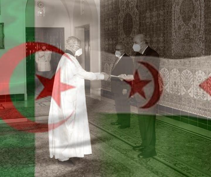 ANÁLISIS | Claves para entender la primera presentación de cartas credenciales saharauis ante un presidente argelino