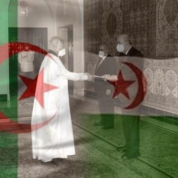 ANÁLISIS   Claves para entender la primera presentación de cartas credenciales saharauis ante un presidente argelino