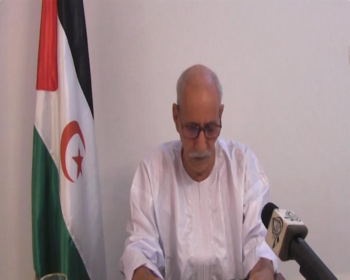 Ghali felicita al pueblo saharaui por Eid Al-Adha y afirma que las circunstancias actuales requieren que seamos conscientes de nuestras responsabilidades   Sahara Press Service