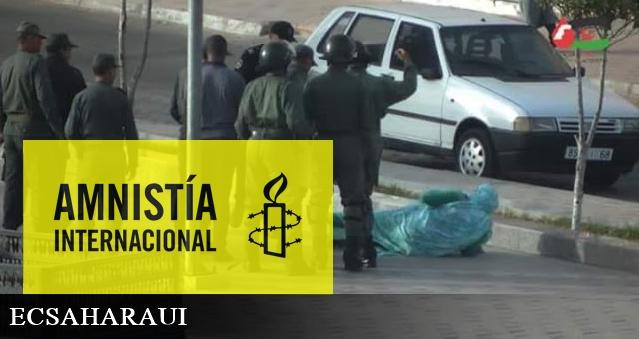 Sáhara Occidental: Amnistía Internacional pide al Consejo de Seguridad de la ONU que incluya un mecanismo para vigilar los DD.HH ante el aumento de violaciones marroquíes