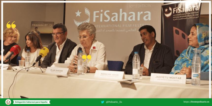 Mensaje de condolencias por la irreparable perdida física de Pilar Bardem – Delegación del Frente Polisario para España