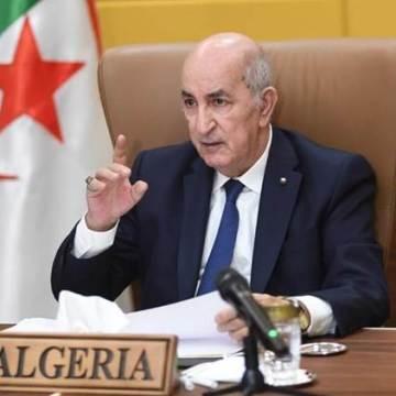»El equilibrio de poder no está a favor de Marruecos» sentencia el presidente argelino, Abdelmajid Tebboune