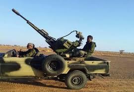 Fuerzas saharauis bombardean nuevamente zonas en el sector de Mahbes | Sahara Press Service