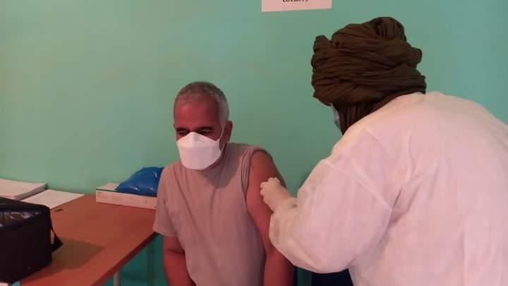 Las autoridades saharauis inician la campaña de vacunación contra la Covid-19