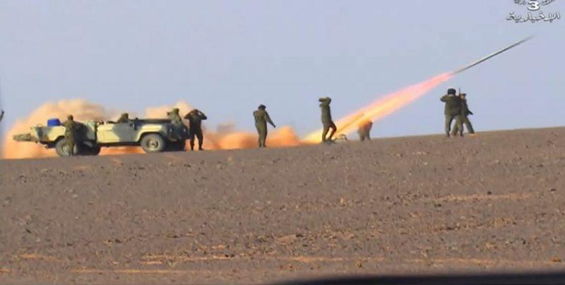 El ELPS lanza nuevos ataques contra las posiciones de las fuerzas de ocupación marroquí | Sahara Press Service