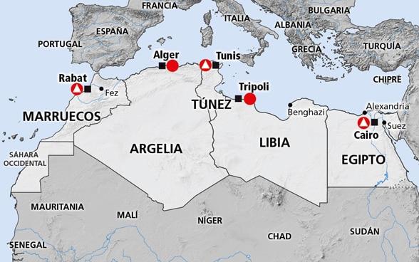 Graves tensiones entre Argelia y Marruecos que amenazan con desestabilizar toda África