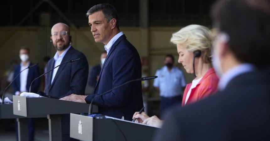El Gobierno de España agradece el último gesto de distensión de Mohamed VI