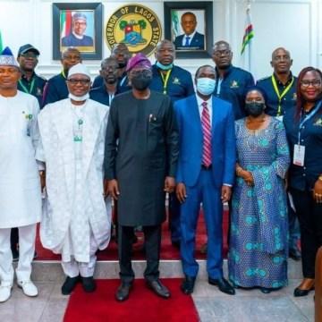 Una delegación de alto nivel de Nigeria realiza una visita a la República Saharaui en los próximos días