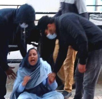 Las fuerzas de represión marroquí agreden a la activista saharaui Sultana Jaya | Sahara Press Service