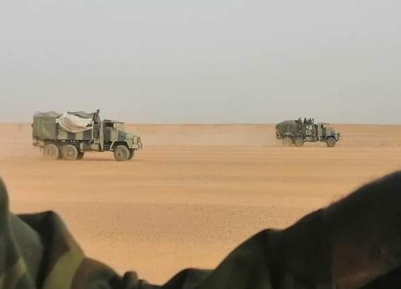 Se recrudece la guerra en el Sáhara: el Ejército saharaui bombardea con intensidad Mahbes y alcanza otro punto de alerta del muro marroquí