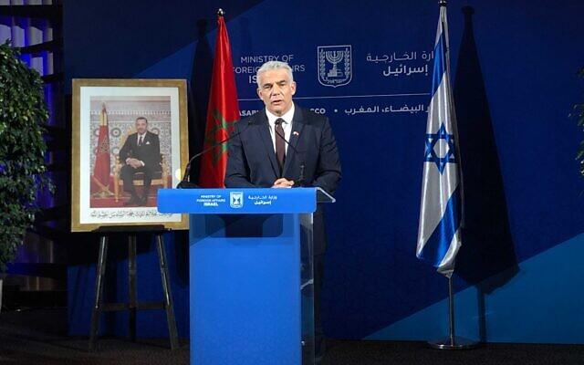El canciller israelí carga contra Argelia y el pueblo saharaui desde Rabat