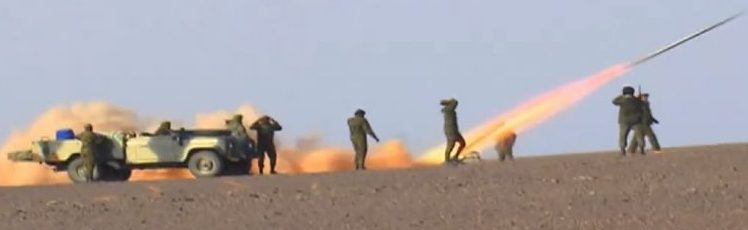Las unidades del ELPS llevan a cabo nuevos ataques contra las fuerzas de ocupación marroquí en los sectores de Mahbes y Amgala | Sahara Press Service