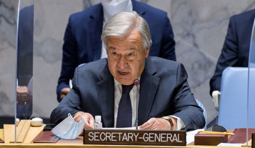 Antonio Guterres nombra al ruso Alexander Ivanko como nuevo Jefe de la Misión de Naciones Unidas para el Referéndum en el Sahara Occidental (MINURSO)   Sahara Press Service