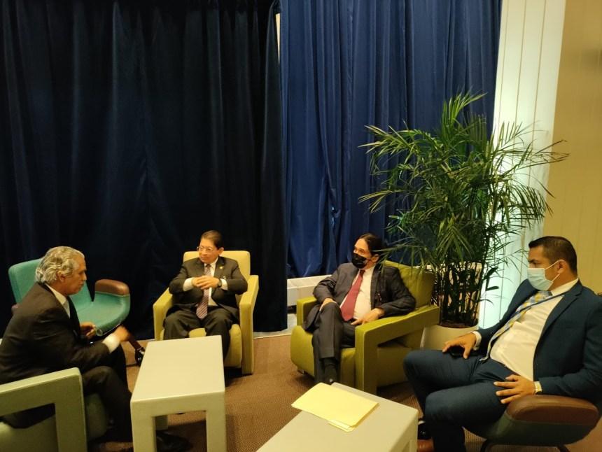 Asamblea General de la ONU: Intensa actividad diplomática del canciller saharaui en Nueva York