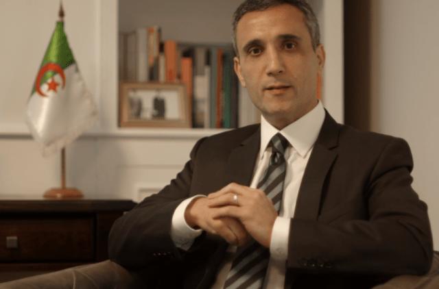 Embajador de Argelia en Chile: «La causa del Sáhara Occidental gana terreno en América Latina»   werken rojo