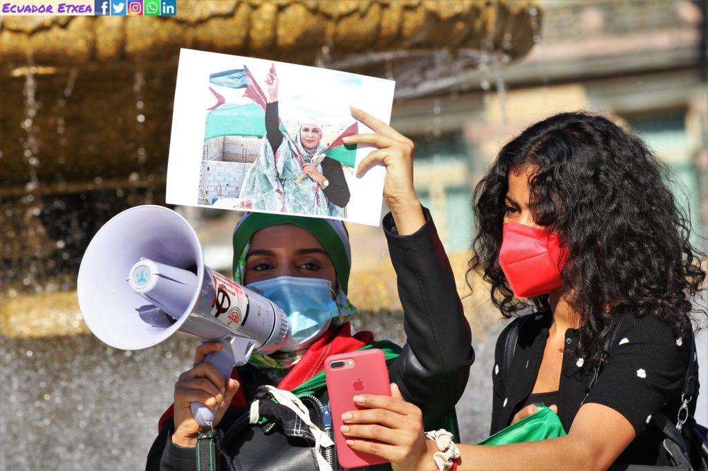 sahara-saharui-jaya-familia-sultana-asedio-marruecos-bilbao-vasco-maltrato-sexual-violaciones-DDHH-disabi