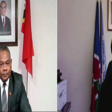 Namibia y Timor Leste piden al CDH de la ONU informarse sistemáticamente de la situación en el Sahara Occidental | Sahara Press Service