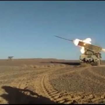 Nuevos ataques del ELPS a posiciones enemigas a lo largo del muro militar | Sahara Press Service