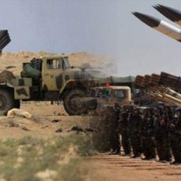 Unidades del ELPS bombardean las fuerzas de ocupación marroquí en las regiones de Rus Asabti y Cheidmiya, en Mahbes | Sahara Press Service