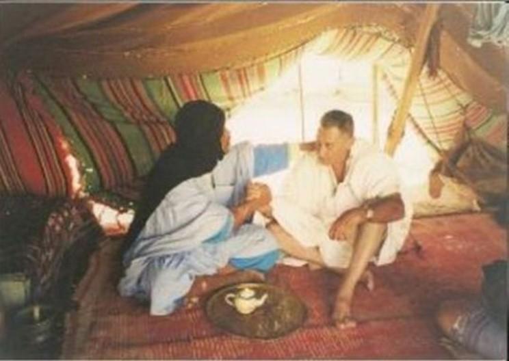 El Frente POLISARIO trasmite condolencias por el deceso de JAVIER PEROTE, amigo y defensor de la causa saharaui | Sahara Press Service