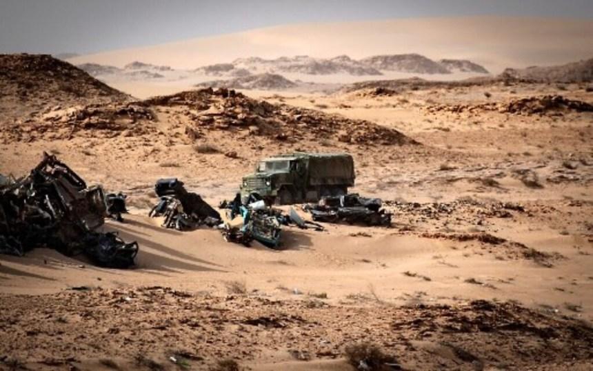 El Ejército marroquí está instalado en la brecha de Guerguerat y no tiene la intención de retirarse