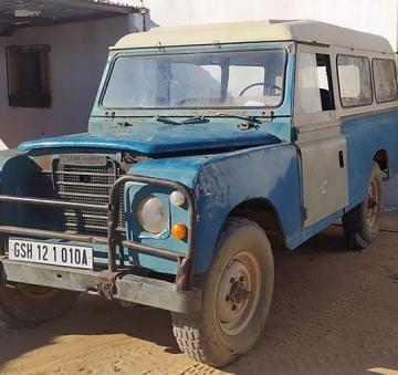 De cómo el Land Rover inspiró poesías saharauis | Público