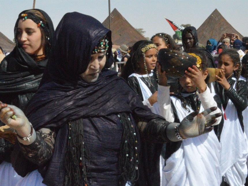 La prensa española y europea viaja a los campamentos de refugiados saharauis