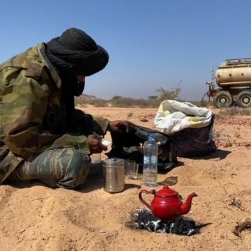 El Té Saharaui, un ritual sagrado incluso en la guerra