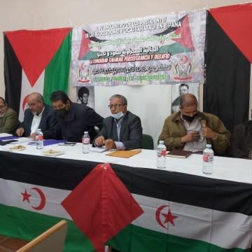 Madrid acoge el IV Encuentro de presidentes de Asociaciones Saharauis en España