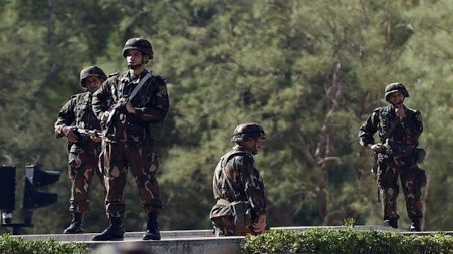 Argelia (DGSN) detiene a 17 terroristas del MAK »con vínculos con el estado sionista y un país del Norte de África.»