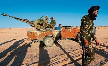 GUERRA EN EL SAHARA OCCIDENTAL: así lo cuenta LA VANGUARDIA
