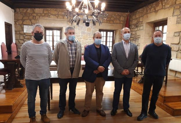 Arrancan las Jornadas Sahara Gara con la exposición 'Sahara 40 años en el exilio'   El Diario Vasco