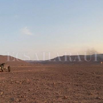 Visita al frente de la GUERRA EN EL SAHARA OCCIDENTAL: así lo cuenta la prensa