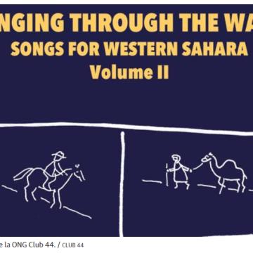 Un disco para concienciar sobre el Sáhara Occidental | El Diario Vasco