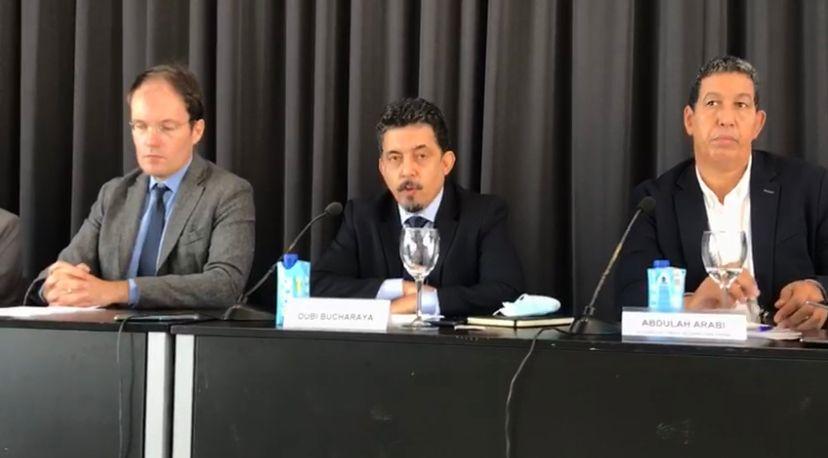 El Frente Polisario tiende una mano amiga y pide respetar la legalidad internacional   Sahara Press Service