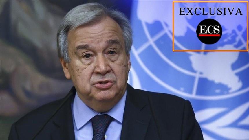 Contenido del informe que presentará Guterres sobre el Sáhara Occidental