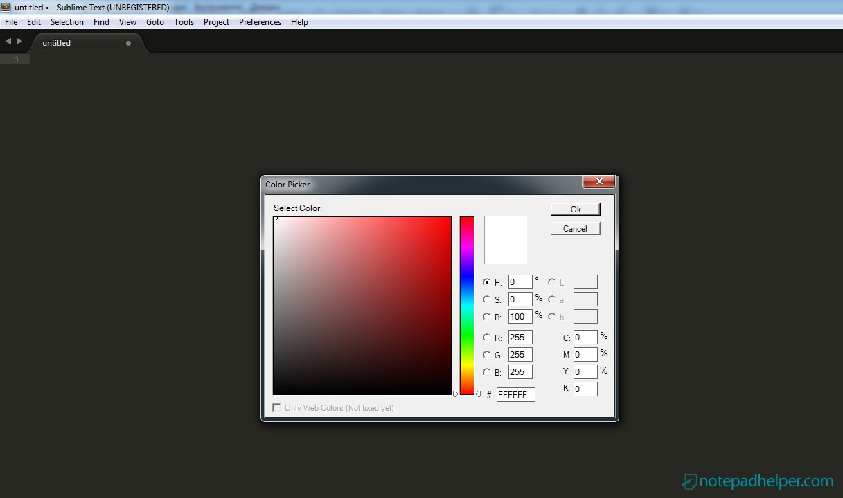 Color picker online rgba -  Sublime Text Colorpicker Plugin