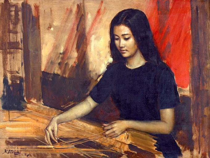 basuki Abdullah salah satu pelukis terkenal indonesia
