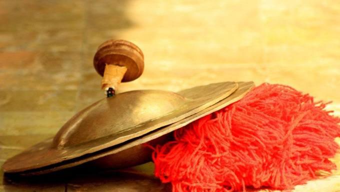alat musik tradisional cengceng