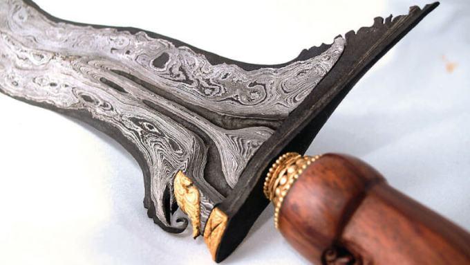 Senjata tradisional Pulau Jawa