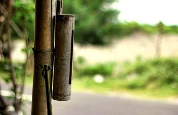 alat musik tradisional kentongan