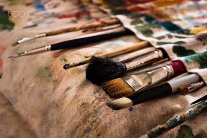painting technique types