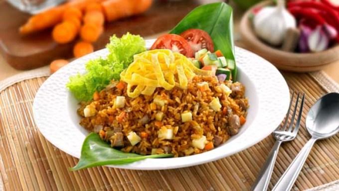 teks prosedur cara membuat nasi goreng